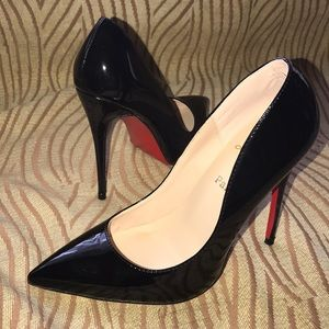 Shoes - CL red bottom heels shoe pigalle 130 NEW